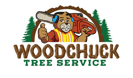 WoodChuck Tree Service Logo
